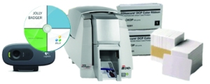 DCP240 entry level plastic card printer