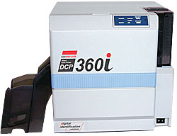 DCP360 Industrial Card Printer